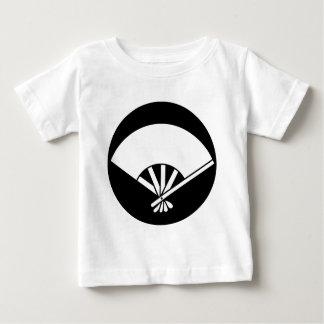 Fan mit fünf Knochen im Reiskuchen Baby T-shirt