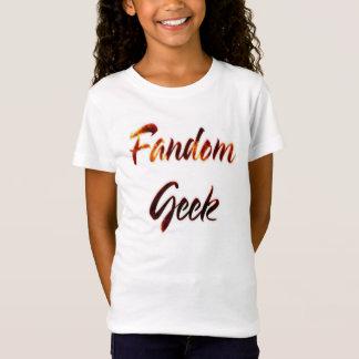 Fandom-Aussenseiter-Feuer T-Shirt