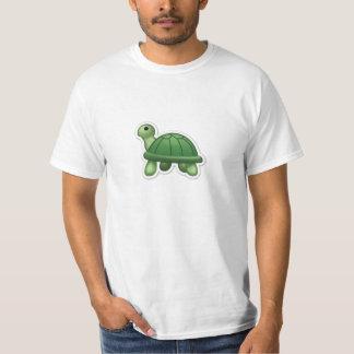 Fantastischer Emoji Schildkröte-T - Shirt! T-Shirt