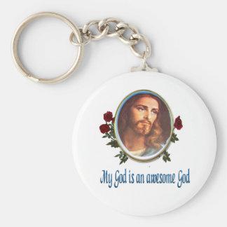 Fantastischer Gott Schlüsselanhänger