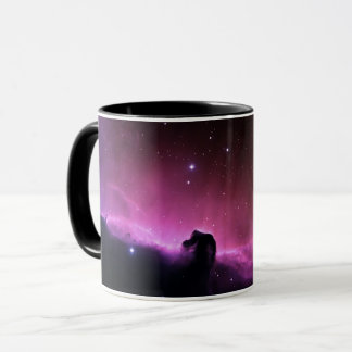 Fantastischer Horsehead Nebelfleck Tasse