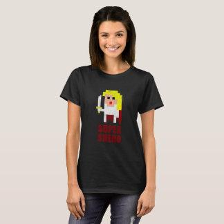 Fantastischer SuperShero Retro 8-Bitgamer T-Shirt