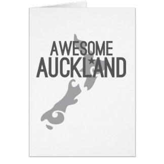 fantastisches Auckland Karte