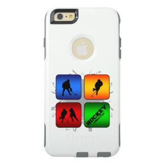 Fantastisches Hockey-städtische Art OtterBox iPhone 6/6s Plus Hülle