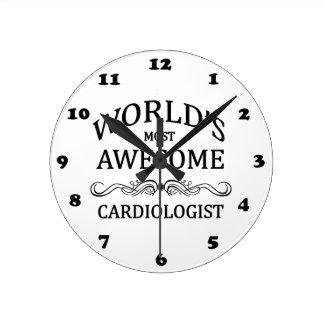 Fantastischste Kardiologe der Welt der Uhren