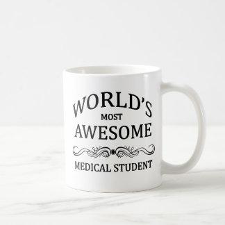 Fantastischste medizinische Student der Welt der Teetasse