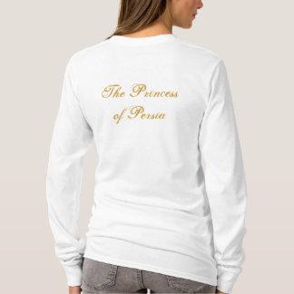 Faravahar Damen-Spitze T-Shirt