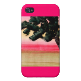 Farben des Lebens iPhone 4/4S Hülle