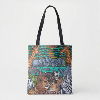 Farben von Afrika-Tasche durch Lisa Lorenz