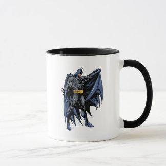 Farbenreiche Seite Batmans Tasse