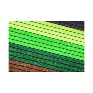 farbiges Papier des Musters Leinwanddruck