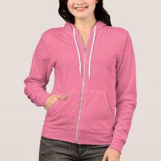 Farbmalvenfarbe:  KleiderflexFleece-ZipHoodie Hoodie