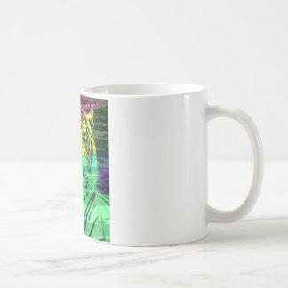 Färbt keinen Löwe Kaffeetasse