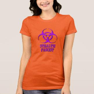 Faschistisches Shirt der Heimlichkeit mit