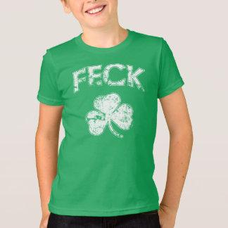 Feck-Iren-Kleeblatt T-Shirt