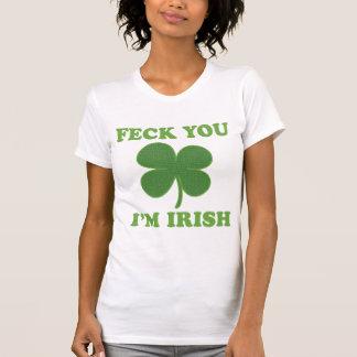 Feck Sie Iren Im T-Shirt