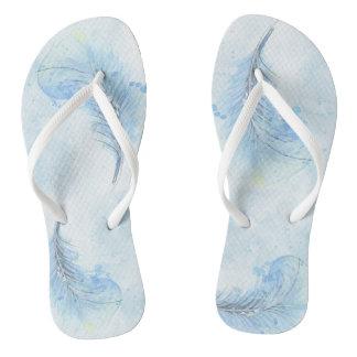 Federn Flip Flops
