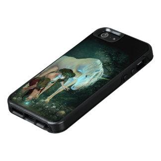 Fee-und Einhorn magischer OtterBox iPhone Se-Fall OtterBox iPhone 5/5s/SE Hülle