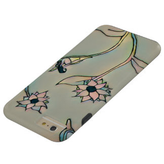 Feenhafter Blume iPhone 6 Fall Tough iPhone 6 Plus Hülle