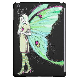 Feenhafter iPad Air-Fall Luna-Motte