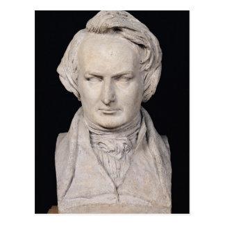Fehlschlag von Victor Hugo alterte 35, 1837 Postkarte