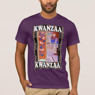 Feiern Sie Kwanzaa, afrikanische Träume T-Shirt