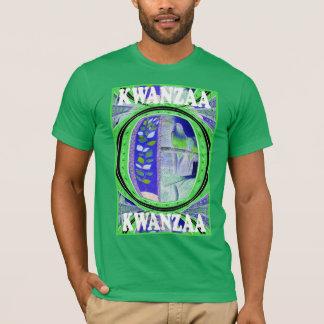 Feiern Sie Kwanzaa, dekorative Kunst a T-Shirt