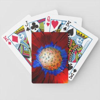 Feiern Sie Pokerkarten