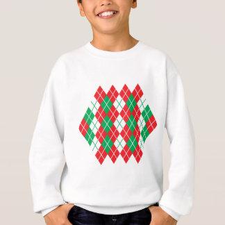 Feiertags-Raute Sweatshirt