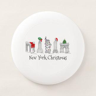 Feiertags-Sehenswürdigkeiten New- York Wham-O Frisbee