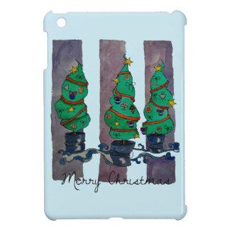 Feiertagsbäume iPad Mini Schale