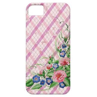 Feine Blumen iPhone 5 Hülle