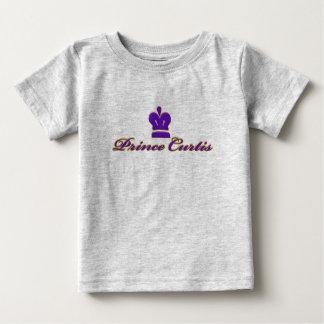 Feiner Jersey T - Shirt Baby-Prinz-Curtis