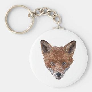 Felix der Fox Schlüsselanhänger