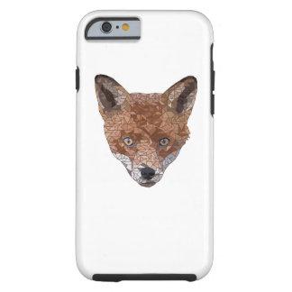 Felix der Fox Tough iPhone 6 Hülle