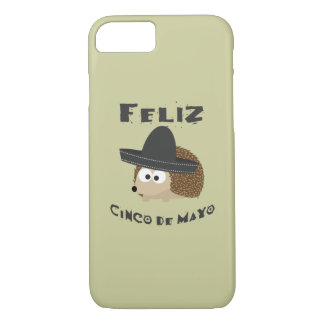 Feliz Cinco Igel Des Mayo iPhone 7 Hülle