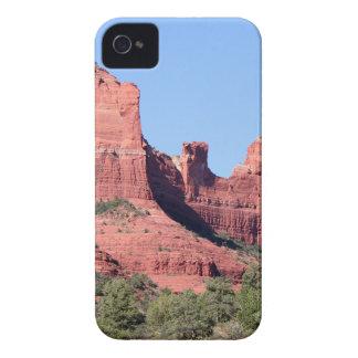 Felsen nähern sich Sedona, Arizona iPhone 4 Cover