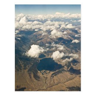 Felsige Antenne Colorados Postkarte