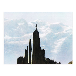 Felsige Spitze Postkarte