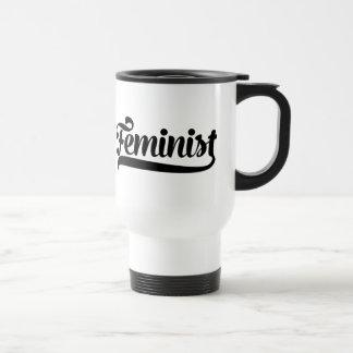 Feministisch Reisebecher