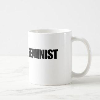 Feministisch Tasse