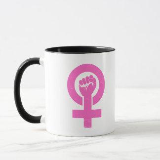 Feministischer Widerstand Tasse