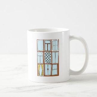 Fenster Tasse