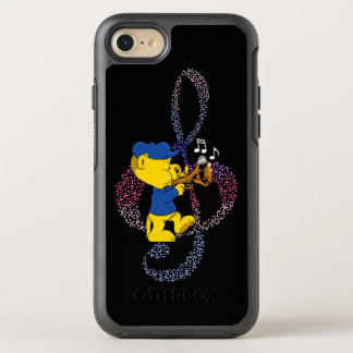 Feralds musikalischer Rumpus! OtterBox Symmetry iPhone 8/7 Hülle