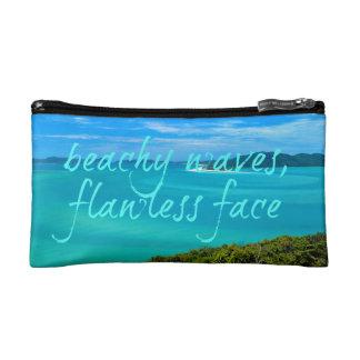 Ferien-tropische Make-uptasche
