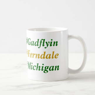Ferndale Michigan Kaffeetasse