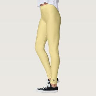 Feste einfache leggings