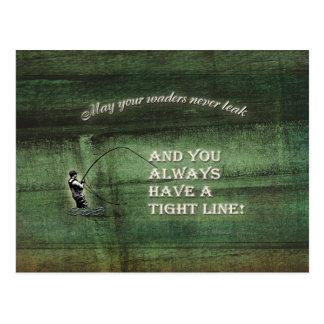 Feste Linie | Stelzvögel lecken nie, Postkarte