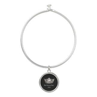 Festzug-Kronen-Armband-Armband mit Charme Armreif