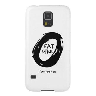 Fettes Fahrrad Samsung S5 Cover